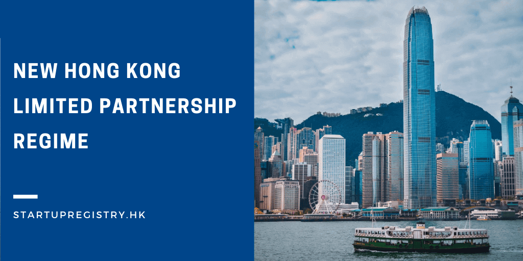 New Hong Kong Limited Partnership Regime