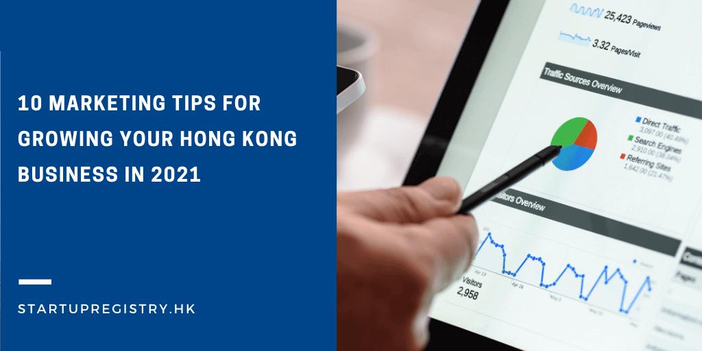 Marketing Tips Hong Kong Business
