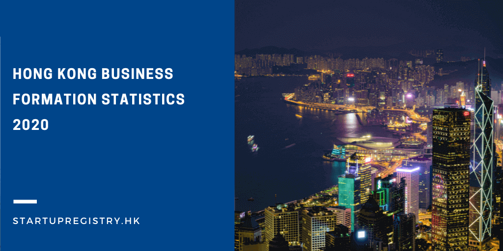 Hong Kong Business Formation Statistics 2020